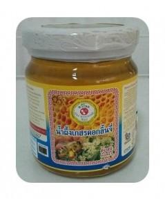 น้ำผึ้งดอกลิ้นจี่ ขนาดบรรจุ 250 กรัม ไม่รวมค่าขนส่ง