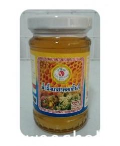 น้ำผึ้งดอกลิ้นจี่ ขนาดบรรจุ 130 กรัม  ไม่รวมค่าขนส่ง