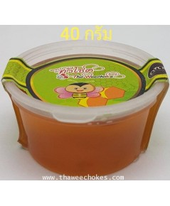 น้ำผึ้งเดือนห้าขนาด 40 กรัม 5x6x3 cm ไม่รวมค่าขนส่ง