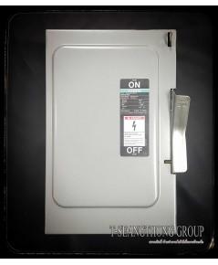 เซฟตี้สวิทช์ Safety Switch  Siemens  JU322 2สาย 60 แอมป์ ไม่มีฟิวส์ รุ่นติดตั้งภายใน