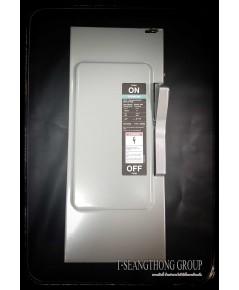 เซฟตี้สวิทช์ Safety Switch  Siemens  JN323 2สาย 100 แอมป์ แบบมีฟิวส์ รุ่นติดตั้งภายใน (ราคาไม่รวมฟิว