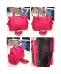 กระเป๋าหนังวัวแท้ Tlux item QM023S