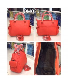 กระเป๋าหนังวัวแท้ Tlux item QM023L