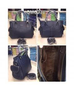 กระเป๋าหนังวัวแท้ Tlux item QM023V