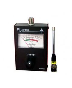 เครื่องวัดกำลังส่งเครื่องวิทยุสื่อสารทุกย่านความถี่ แบบเข็ม Field Strength Meter