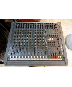 SoundCraft SPIRIT Live 4 16ch (MADE IN ENGLAND)