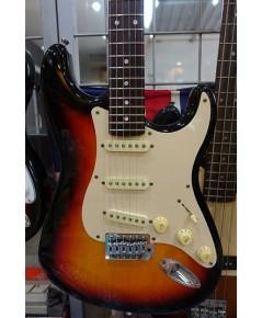 BUSKERS Stratocaster Sunburst