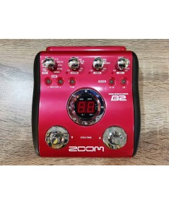 ZOOM B2 BASS Multi Effects