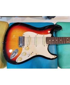 FERNANDES Stratocaster FG Series SSH Sunburst