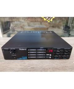 กลองไฟฟ้า Roland TD-5 (MADE IN JAPAN) โมดูลกลองไฟฟ้าพ่วงกลองจริงหรือแพดไฟฟ้า 210เสียง/32ชุดกลอง/ทริก