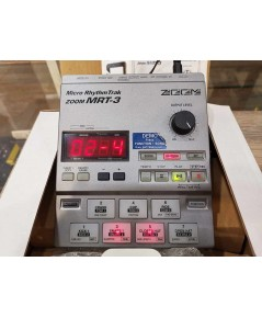 ZOOM MRT-3,MRT-3B กลองไฟฟ้าขนาดกระทัดรัด ซาวด์ดีมาก ผับ/ร้านอาหาร/ตลก/แสดงสด นิ้วเคาะได้ทั้งเพลง