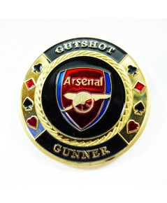 Card Protector หรือ Card Guard ลาย The Gunner!!!