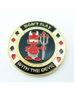 Card Protector หรือ Card Guard ลาย The Devil ครับ