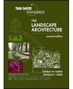 TIME SAVER Standards for Landscape Architecture