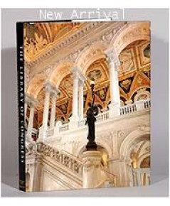 The Library of Congress : The Art and Architecture of the Thomas Jefferson Building ISBN: 0393045633