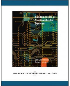 Fundamentals Of Semiconductor Devices (Int\'l Ed)   ISBN 9780071241526