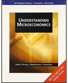 Understanding Microeconomics International Student Edition  ISBN 9780324315646