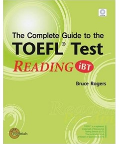 Complete Guide to the TOEFL Test: READING (iBT) Text/CDROM  ISBN  9789812659866