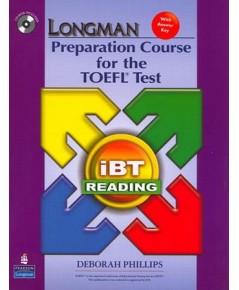 Longman Preparation Course for the TOEFL Test: iBT Reading  ISBN  9780136126591