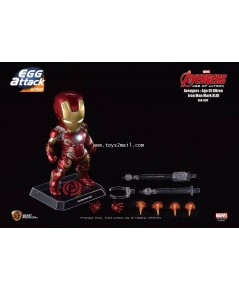 Kids Logic : EGG ATTACK ACTION EAA-004 IRON MAN MK 43 [SOLD OUT]