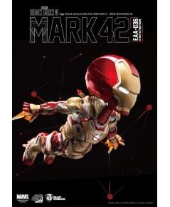 Kids Logic : EGG ATTACK ACTION EAA-036 IRON MAN MK 42 จากภาพยนต์ IRON MAN 3 [SOLD OUT]