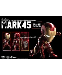 Kids Logic : EGG ATTACK ACTION EAA-021 IRON MAN MK 45 CIVIL WAR Ver. [SOLD OUT]