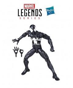 MARVEL LEGENDS 2017 : SANDMAN SERIES : SYMBIOTE SPIDER-MAN (Black Suit) ไม่มีชิ้นส่วน BAF. [SOLD]