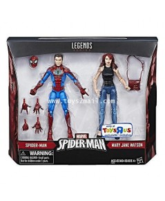 MARVEL LEGENDS 2017 : SPIDER-MAN  MARY JANE WATSON COMIC Ver. ToysR\'US EXCLUSIVE [SOLD OUT]