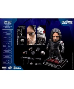 Kids Logic : EGG ATTACK ACTION EAA-037 CAPTAIN AMERICA CIVIL WAR : WINTER SOLIDER [SOLD OUT]