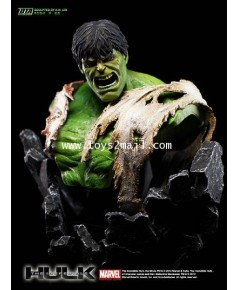 MARVEL ETC : D.T.A. THE INCREDIBLE HULK BUST FIGURE [3]