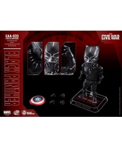 Kids Logic : EGG ATTACK ACTION EAA-033 CAPTAIN AMERICA CIVIL WAR : BLACK PANTHER [SOLD OUT]