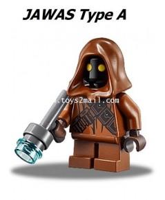 LEGO STAR WARS : STAR WARS 2016 : MINI FIGURE JAVAS [Type A] [1]
