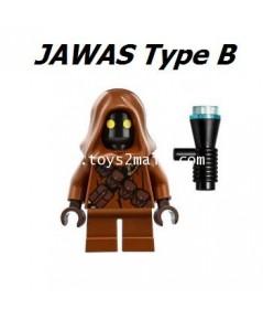 LEGO STAR WARS : STAR WARS 2016 : MINI FIGURE JAVAS [Type B] [1]