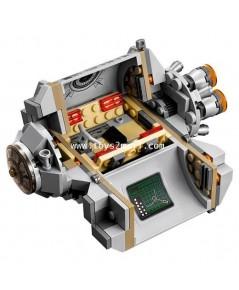 LEGO STAR WARS : กระสวยยานอวกาศ จากกล่อง 75136 [SET เฉพาะยานเท่านั้นไม่มี Figure] [1]