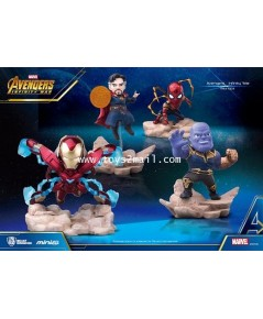 Beast Kingdom : MARVEL EGG ATTACK MINI : AVENGERS INFINITY WAR SERIES 1 [SOLD OUT]