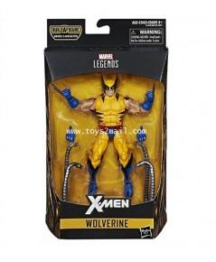 MARVEL LEGENDS 2018 : X-MEN APOCALYPSE SERIES : WOLVERINE (YELLOW) สินค้าใหม่ พร้อมBAF. [SOLD OUT]