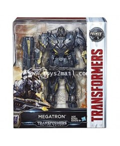 TRANSFORMERS 5 THE LAST KNIGHT : PREMIER EDITION LEADER CLASS MEGATRON [1]