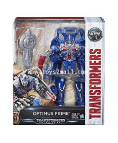 TRANSFORMERS 5 THE LAST KNIGHT : PREMIER EDITION LEADER CLASS OPTIMUS PRIME [1]