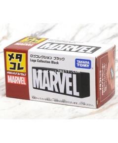 MARVEL HERO ETC : TOMICA MARVEL LOGO COLLECTION METAL [BLACK] [2]