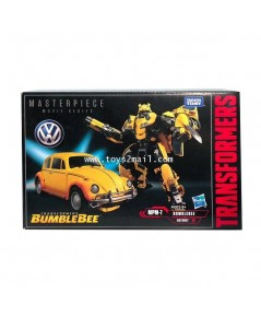 TRANSFORMERS : MASTER PIECE : 10th ANIVERSARY MPM-07 BUMBLEBEE MOVIE TAKARA [ORDER]
