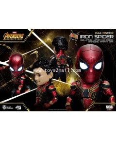 [PRE-ORDER] : Egg Attack Action EAA-060DX : IRON SPIDER : INFINITY WAR (รุ่น DX) [สินค้าสั่งจอง]