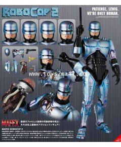 AF : MAFEX No.074 : ROBOCOP 2  ฉบับปี 1990 [New Body 2.0] ล๊อต JAPAN ของแท้ 100 [2]