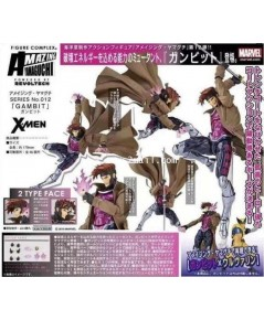 REVOLTECH : MOVIE REVO / AMAZING YAMAGUCHI Series 012 : X-MEN GAMBIT [ล๊อต JAPAN] [1]