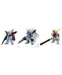BANDAI : Gundam Converge FW เศษ 3 ตัว ตามรูป [1]