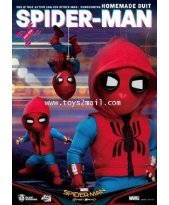 [PRE-ORDER] : Egg Attack Action EAA-074 SPIDER-MAN : HOMECOMING HOME MADE SUIT [สินค้าสั่งจองราคาพิเ