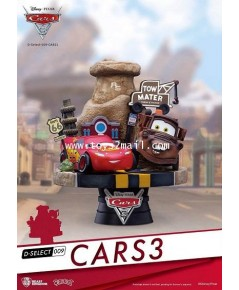 BEAST KINGDOM : D-SELECT 009 : CARS 3 [2]