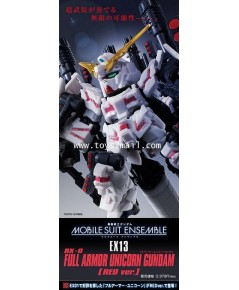 [PRE-ORDER] MOBILE SUIT ENSEMBLE EX13 FULL ARMOR UNICORN (RED Ver.)