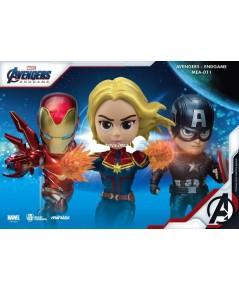 Beast Kingdom : MARVEL EGG ATTACK MINI : AVENGERS ENDGAME SERIES 1 [1 SET]