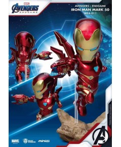 Beast Kingdom : MARVEL EGG ATTACK MINI : AVENGERS ENDGAME : IRON MAN Mk 50 [1]