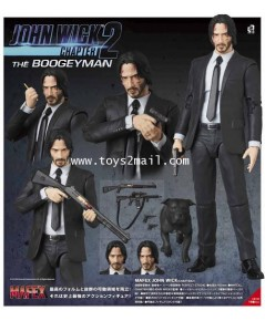 AF : MAFEX No.085 : JOHN WICK Chapter 2 : THE BOOGEYMAN ล๊อต JAPAN [1]